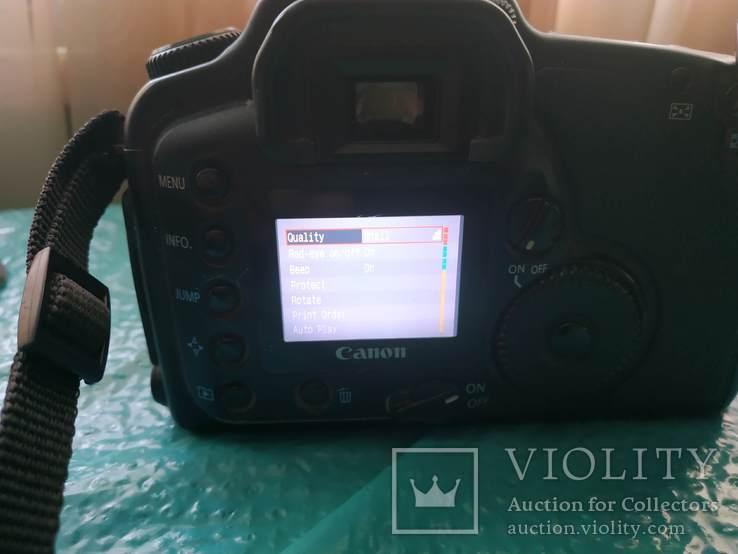 Фотоаппарат CANON 10D, фото №9