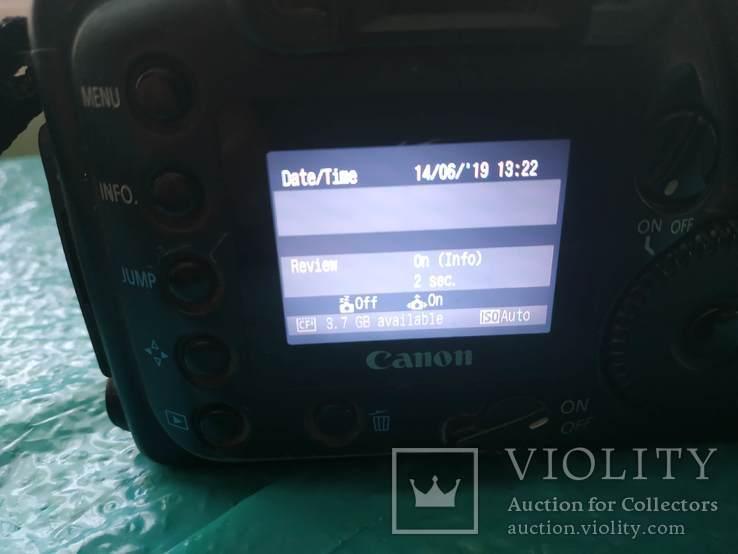 Фотоаппарат CANON 10D, фото №10