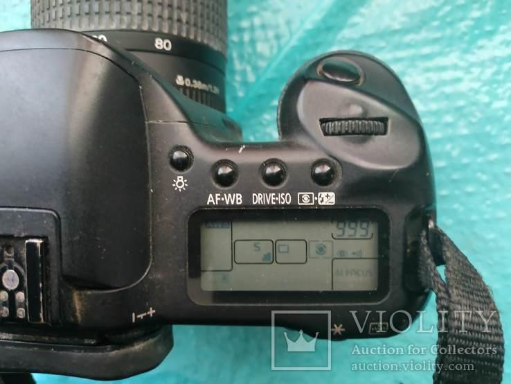 Фотоаппарат CANON 10D, фото №11