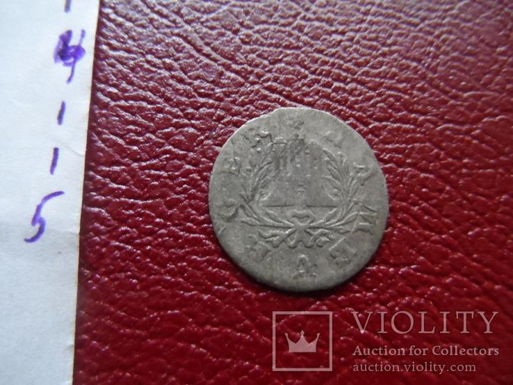 1 шиллинг 1765  Гамбург  серебро   (1.1.5)~, фото №5