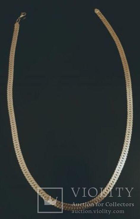 Золотая цепочка 55 грамм 583, фото №3