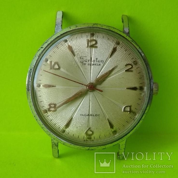 Часы. Henry Sandoz & Fils - на ходу