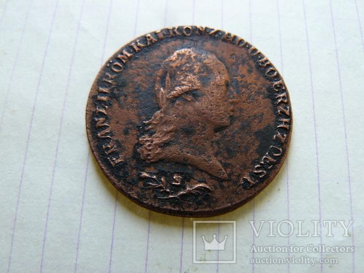 6 крейцеров 1800 г., Francis II, Священная Римская империя, фото №2