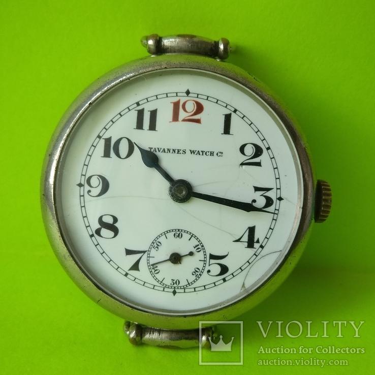 Часы. Tavannes Watch Co на восстановление