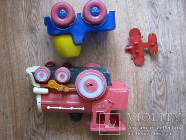 Игрушки ссср на рестоврацию, фото №4