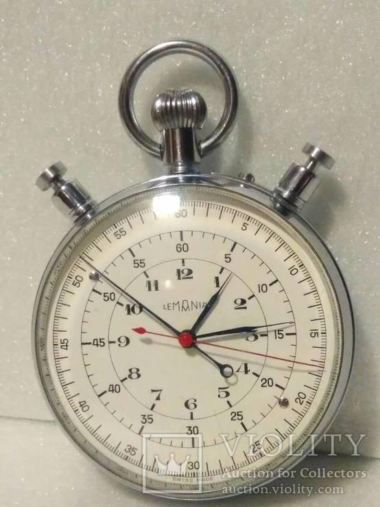 Часы хронограф ( Lemania )