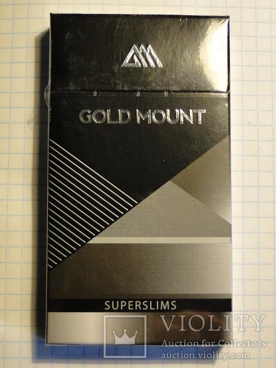 gold mount купить сигареты
