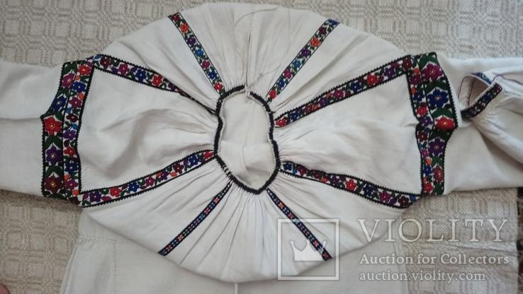 Сорочка Борщівська квіткова, фото №7
