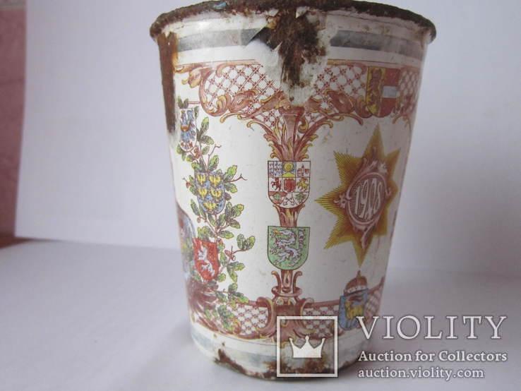 Ювілейні стакани імператорів Австрії і Германії-ПСВ.-3, фото №5
