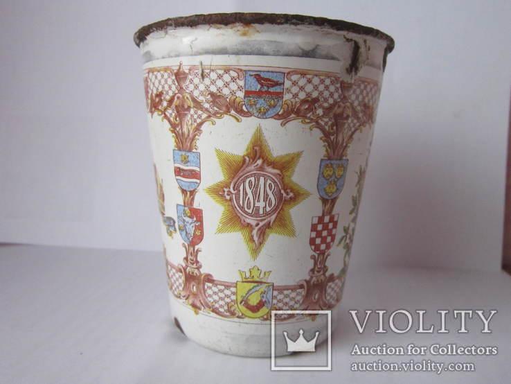Ювілейні стакани імператорів Австрії і Германії-ПСВ.-3, фото №7