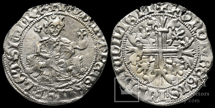 Неаполитанское королевство, джильято Роберто I Анжуйского