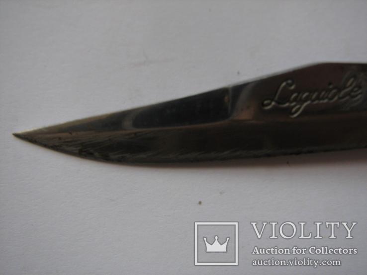 Нож складной Laguiole(Лайоль), фото №5