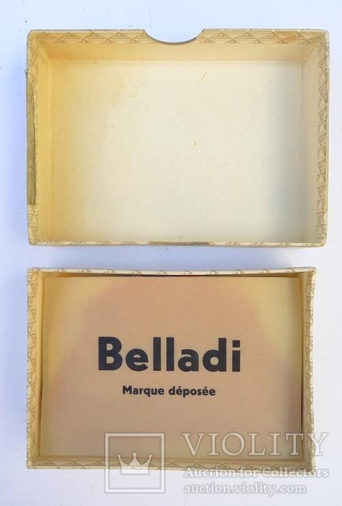 Стариная упаковка с пластинами воска Ruscher Belladi. Ges/ Gesch, фото №4
