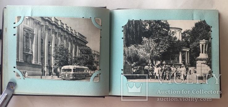 Альбом. Открытки Киев 1954 г. серия 300 летие 22 шт. + 2, фото №10