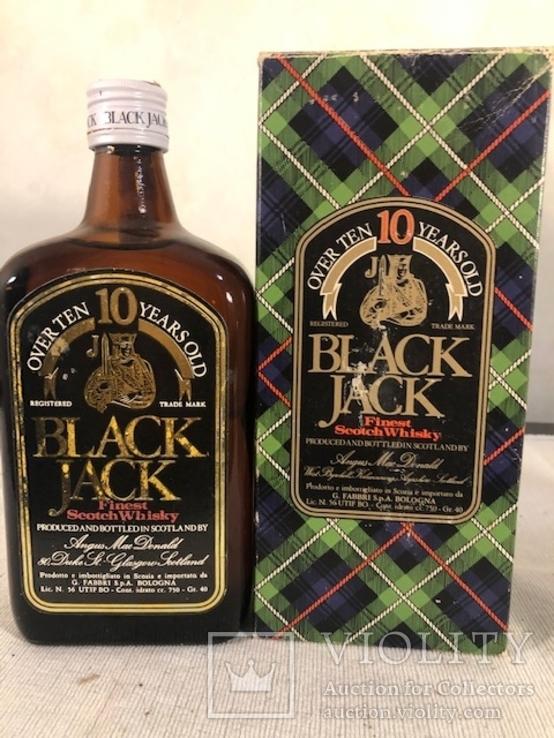 Виски Black Jack 5 Y.O. 0,7 л. 1970-е