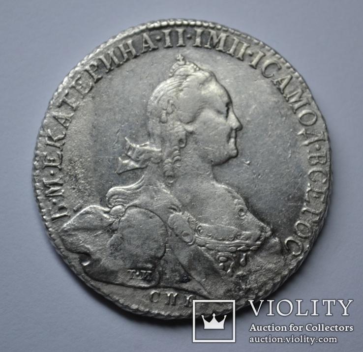 Рубль 1776 г. ЯЧ