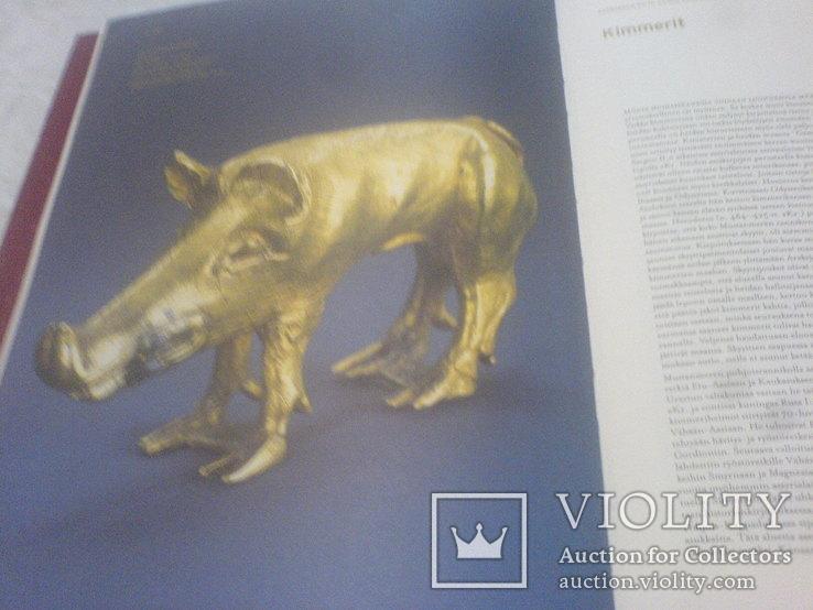Oro-Barbaarien kulta-aarre -barbarernas guld, фото №8