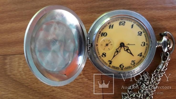 Часы Молния (глухарь) СССР  Рабочие