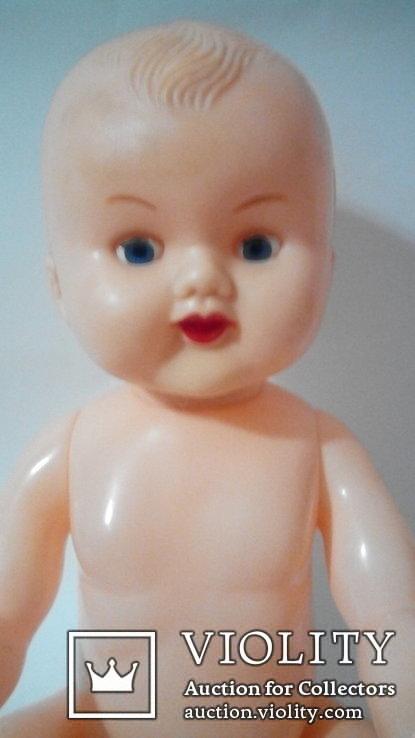 Кукла рельефка Kader подвижный язычок 36см, фото №4