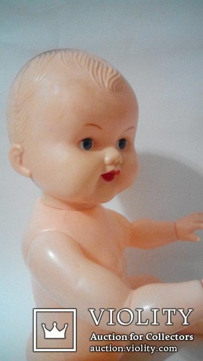 Кукла рельефка Kader подвижный язычок 36см, фото №8