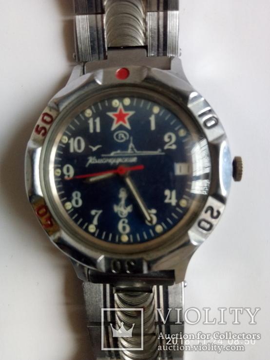 Часы Командирские 2616.2Н рабочие