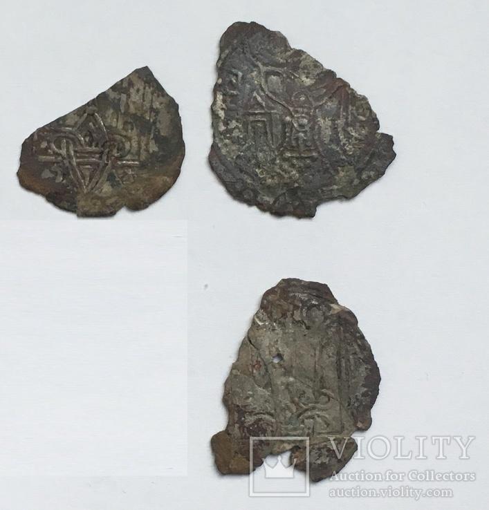 Три сребреника Владимира