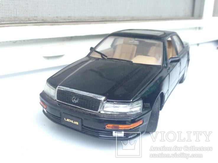 Lexus LS 400 1-18, фото №2