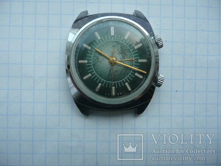 Часы Полет с будильником в ремонт