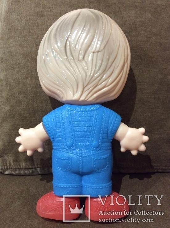 Кукла с бегающими глазками, фото №6