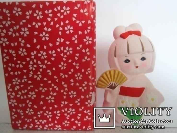Статуэтка фигурка кокеши Нежность Япония, фото №2