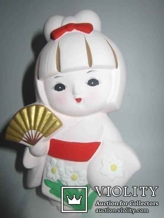 Статуэтка фигурка кокеши Нежность Япония, фото №6