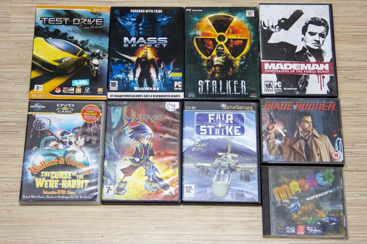 9 лицензионных игр для ПК