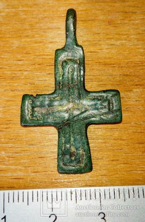 Крестик КР, фото №2
