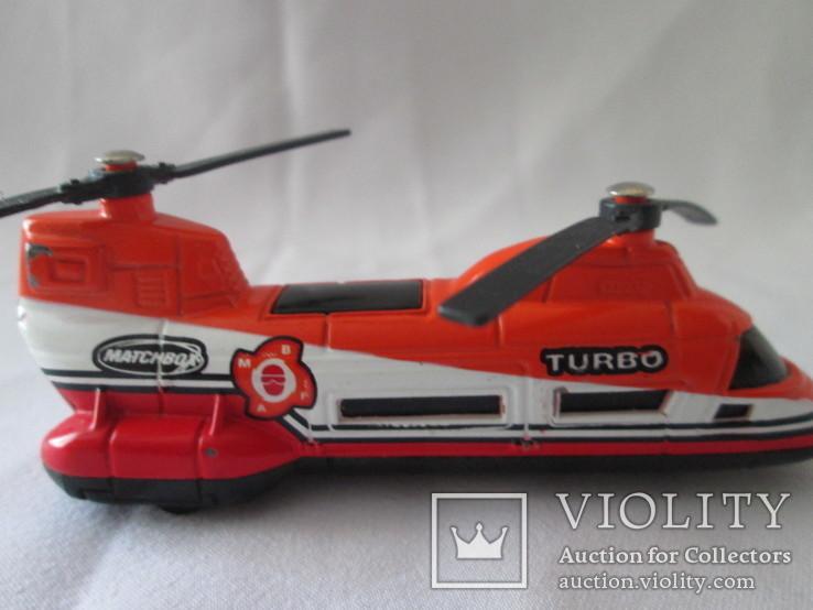 Модель вертолёта,метал