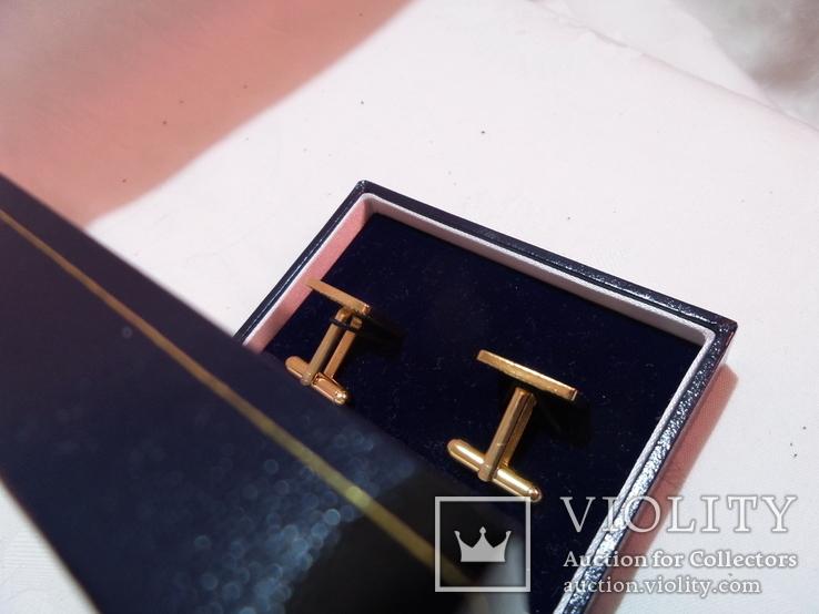 Масонские запонки -  знак масон    u809, фото №5