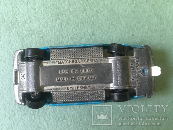 Matchbox Superfast 14 ISO Grifo, фото №11