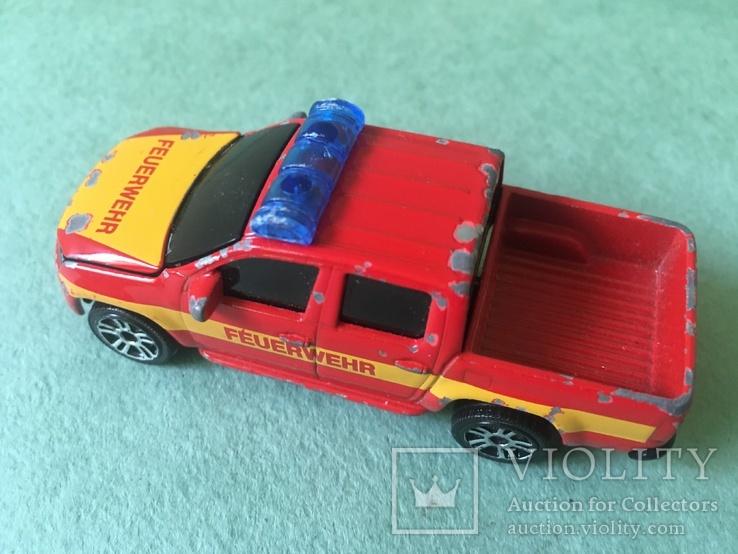 Majorette volkswagen amarok 203 c, фото №12