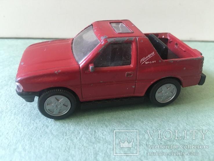 Siku Opel Frontera Sport