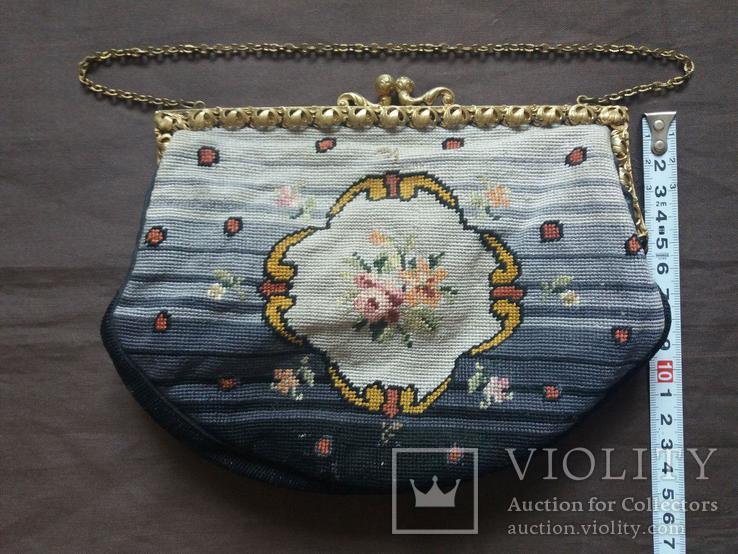 Старые сумки+кошелек, фото №3