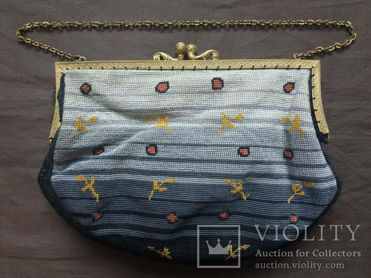 Старые сумки+кошелек, фото №4