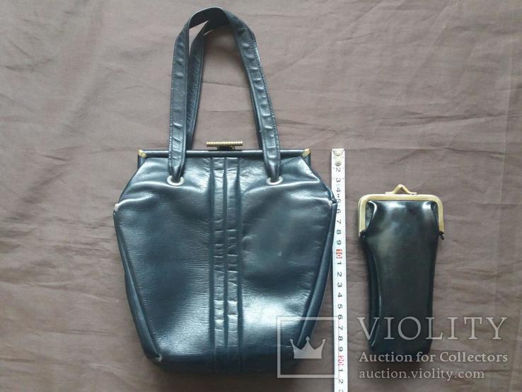 Старые сумки+кошелек, фото №7