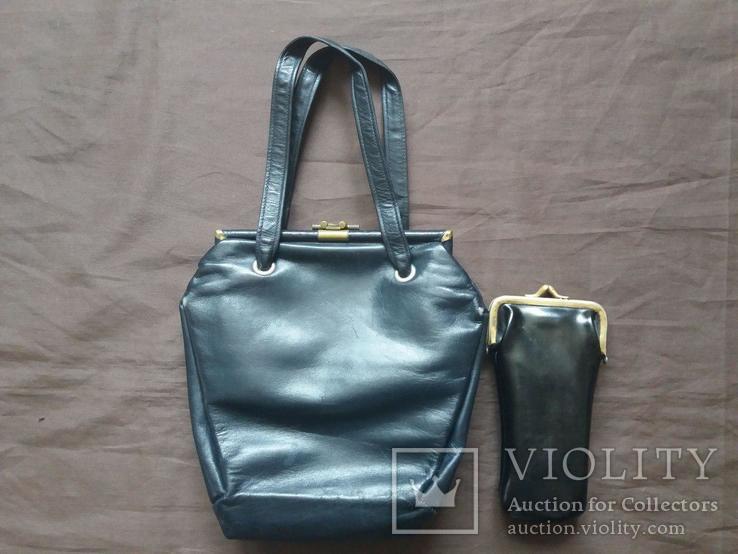 Старые сумки+кошелек, фото №8