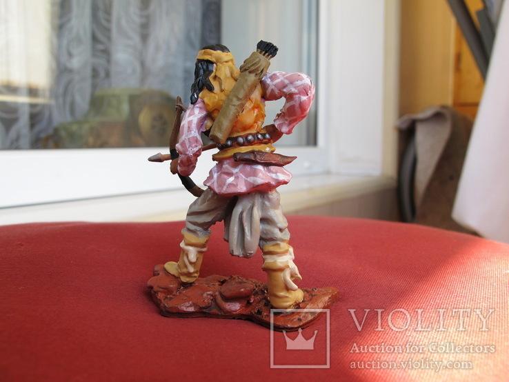 Индеец Geronimo Оловянный солдат 80 см, фото №4