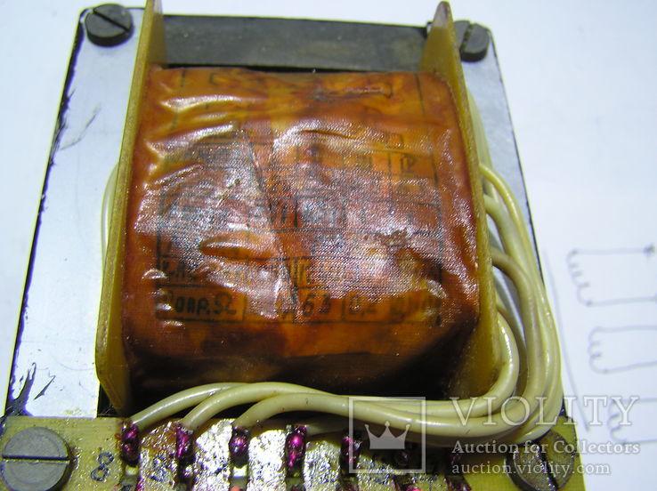 Трансформатор сетевой., фото №3