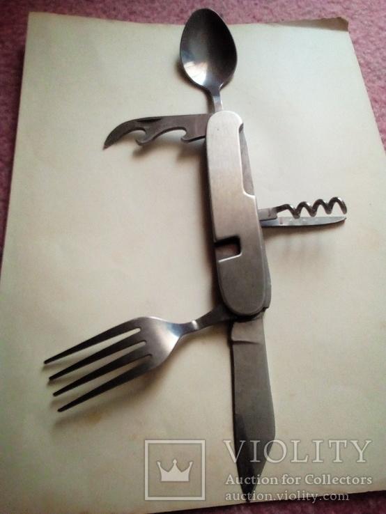 Нож на все случаи жизни. Нержавейка., фото №2