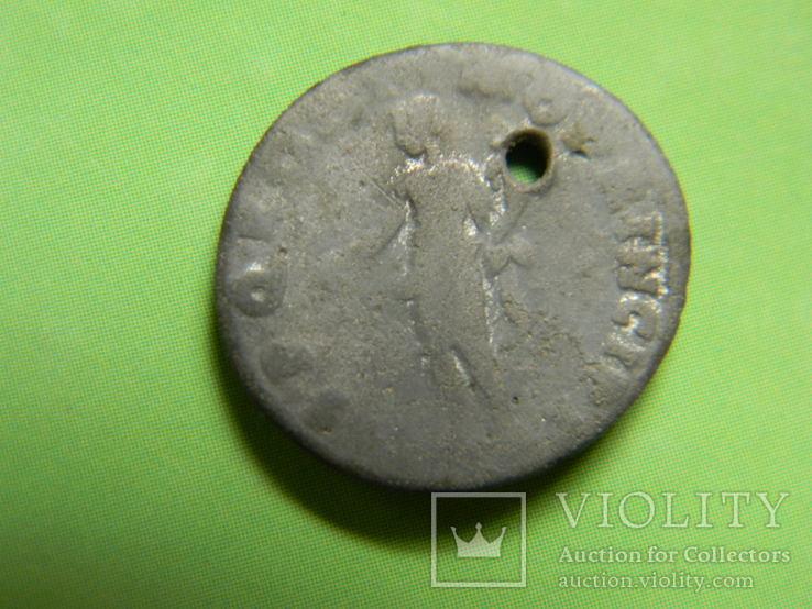 Троян, лемесный динарий, фото №3