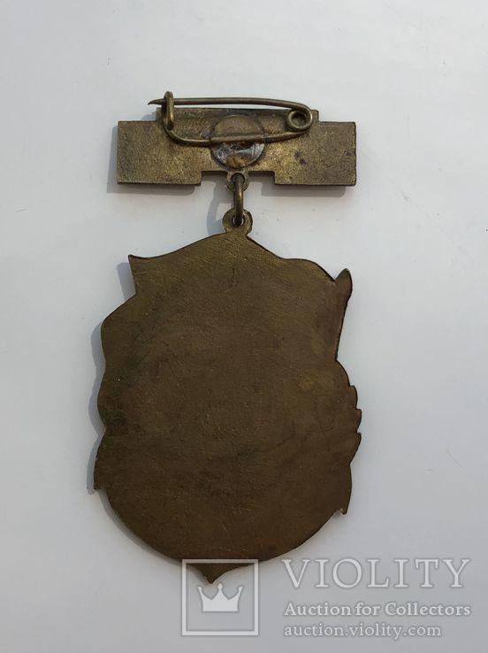 Морские знаки 3шт. в тяжёлом металле, фото №5
