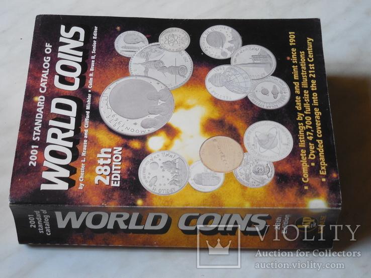 Каталог-справочник всех монет мира за период с 1901 по 2001 гг. (Более 47 000 иллюстраций), фото №3