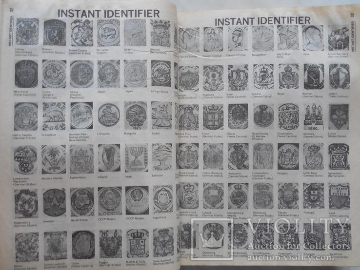 Каталог-справочник всех монет мира за период с 1901 по 2001 гг. (Более 47 000 иллюстраций), фото №4