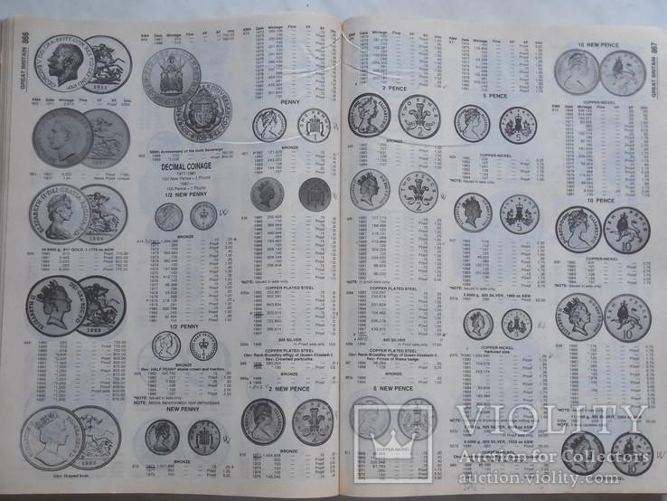 Каталог-справочник всех монет мира за период с 1901 по 2001 гг. (Более 47 000 иллюстраций), фото №5